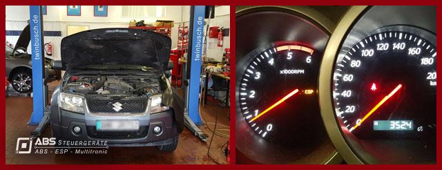 Suzuki Grand Vitara | ABS-ESP Pump & ECU | Controlunits